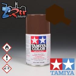 TS-69 Spray Linóleo Marrón 100Ml Tamiya Plásticos