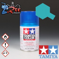 TS-72 Spray Azul Claro 100Ml Tamiya Plásticos