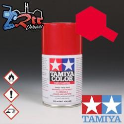 TS-95 Spray Rojo Metálico 100Ml Tamiya Plásticos