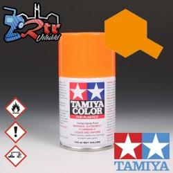 TS-96 Spray Anaranjado Fluorescente 100Ml Tamiya Plásticos