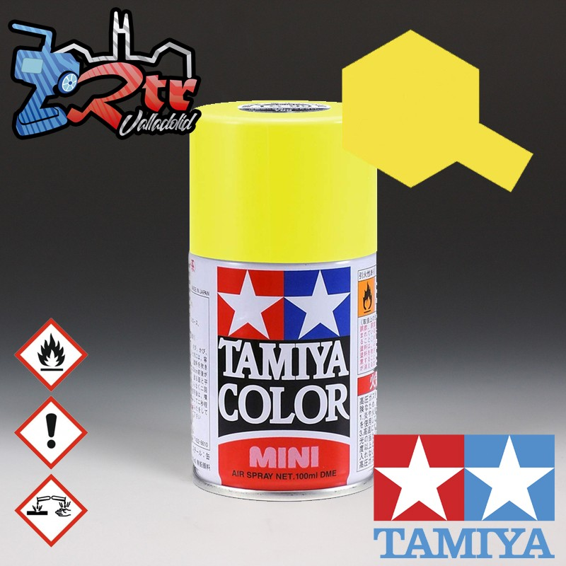 TS-96 Spray Perla Amarillo 100Ml Tamiya Plásticos