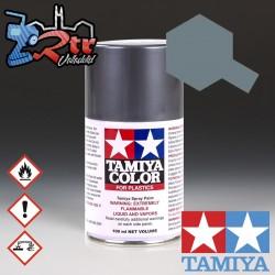 TS-100 Spray Metal Brillante Armas 100Ml Tamiya Plásticos