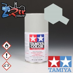 TS-81 Spray Gris Claro Real 100Ml Tamiya Plásticos