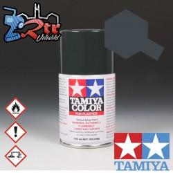 TS-82 Spray Caucho Negro Armas 100Ml Tamiya Plásticos