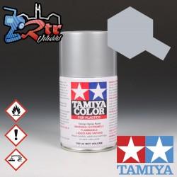 TS-83 Spray Plata Metálico 100Ml Tamiya Plásticos