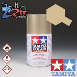 TS-87 Spray Oro Titanio 100Ml Tamiya Plásticos
