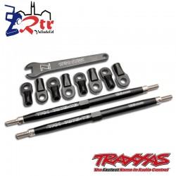 Traxxas Toe link 128mm, opcionales (delantero o trasero) TRA5338A