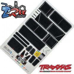 Hoja de pegatinas Traxxas TRX-4 Defender TRA8012
