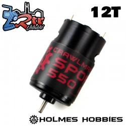 Motor Holmes Hobbies CrawlMaster Sport 550 12t