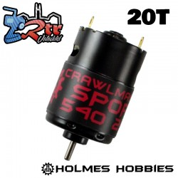 Motor Holmes Hobbies CrawlMaster Sport 540 20t