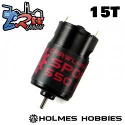 Motor Crawlmaster Sport 550 15t Holmes Hobbies