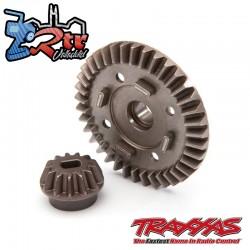 Engranajes de anillo diferencial y piñón Traxxas TRA8579