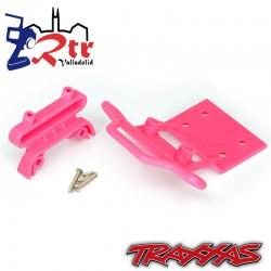 Parachoques delanteros Traxxas TRA3621P Rosa