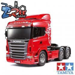 Tamiya Camión Scania R620 6x4 Highline 1/14