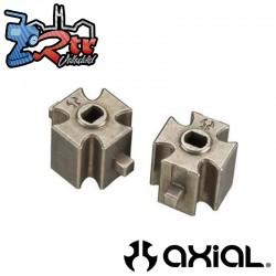 Bloqueador de diferencial super duro 2 piezas Axial AX30500