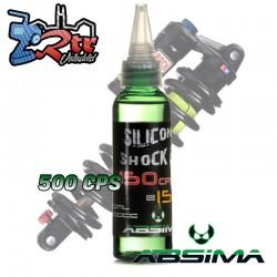 Aceite Silicona 500 Cps Amortiguador Absima