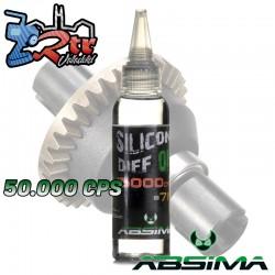 Aceite Silicon 500000 Cps Diferencial Absima