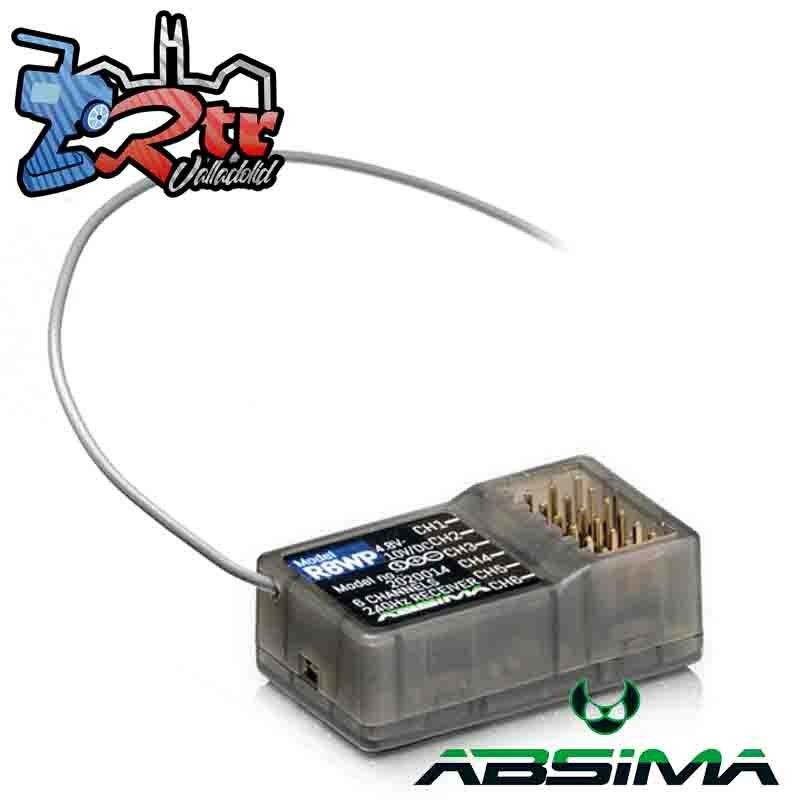 Receptor Absima 6 Canales R6WP 2.4 GHz
