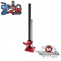 "Jack ""High Lift"" de aluminio Hobbytech HT-SU1801059"