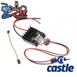 Bec Castle 20A Entrada de 50.4V CC-010-0004-01