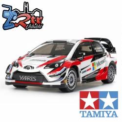 Tamiya Toyota Gazoo Racing WRT/Yaris WRC (TT-02) 4x4 1/10