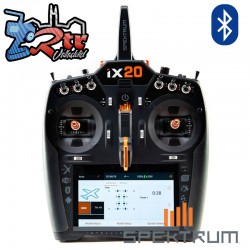 Emisora iX20 20 Canales DSMX
