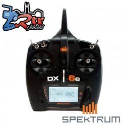 Emisora Spektrum DX6e 6 Canales DSMX 2.4 GHz