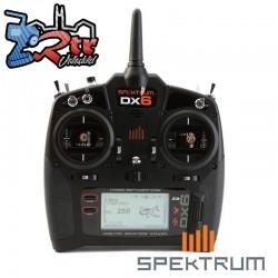 Emisora Spektrum DXe 6 Canales 2.4 Ghz DSMX