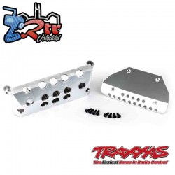 Placas de protección aluminio TRX-6 Traxxas TRA8835