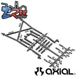 Juego de postes scx10 II Axial AX31391