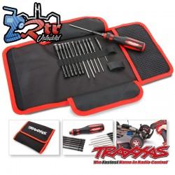 Juego de herramientas 13 Piezas Profesional Traxxas TRA8710
