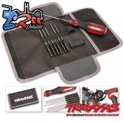 Juego de herramientas 7 Piezas Profesional Traxxas TRA8711