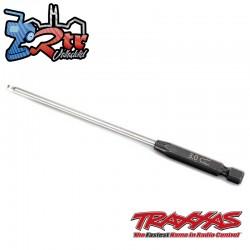 Broca de velocidad Hexagonal 3.0.mm (120 mm de longitud) Traxxas TRA8716-30