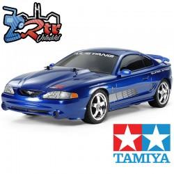 Tamiya Ford SVT Mustang Cobra R 1995 TT-01 Type-E 4Wd 1/10