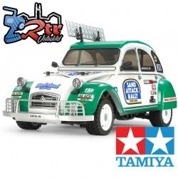 Tamiya Citroën 2CV Rally M-05Ra 1/10