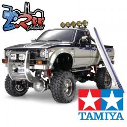 Tamiya Toyota Hilux High-Lift 1/10 4Wd 3 Velocidades