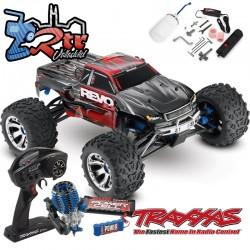 Traxxas Nitro Revo 3.3 TQi TSM RTR 1/10 4wd Rojo