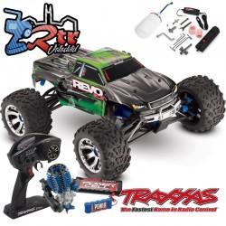 Traxxas Nitro Revo 3.3 TQi TSM RTR 1/10 4wd Verde