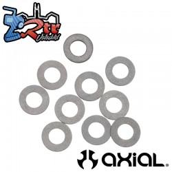 Arandelas 4x8x0.5mm (10 piezas) Axial AXA1071