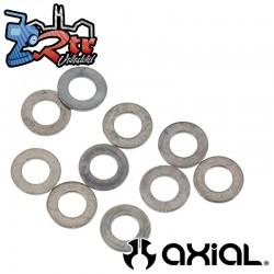 Arandela 3x6x0.5mm (10 piezas) Axial AXA1070