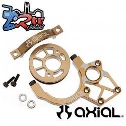 Montaje de motor ajustable mecanizado Axial AX31156