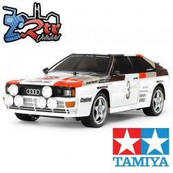 Tamiya Audi Quattro A2 TT-02 1/10 4Wd