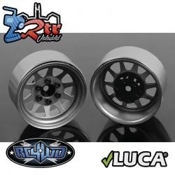Llantas Luca Beadlock 1.9 (2 Unidades) LUCRW07