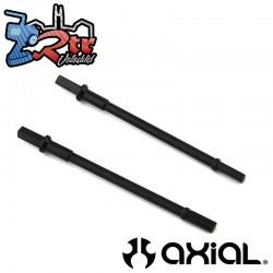 Eje de eje recto AR45P (2 piezas) SCX10III Axial AXI232028