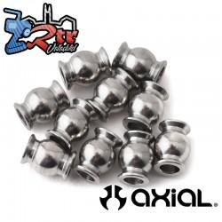 Bola de pivote de suspensión acero inoxidable de 7,5 mm Axial AXI234004