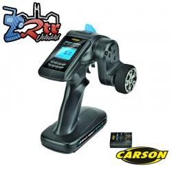 Emisora Carson  FS 3K Reflex Wheel PRO 3 LCD 2.4G BEC
