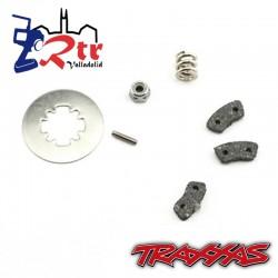 Embrague discos Sliper TRA5552X Traxxas 2wd