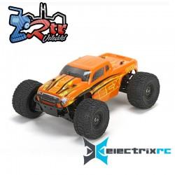 ECX Ruckus MT 4WD 1/18 Escobillas RTR Anaranjado