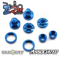 Partes de amortiguador Aluminio Azul Enduro EL42058