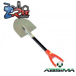 Pala de Aluminio (Decoración para Crawler) Absima